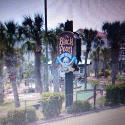 Black Pearl Mini Golf