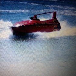 Beach Rider Jet Boat