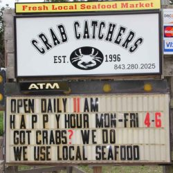 Crab Catchers
