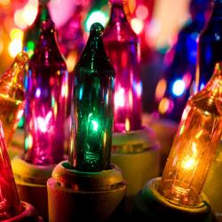North Myrtle Beach Christmas Lighting