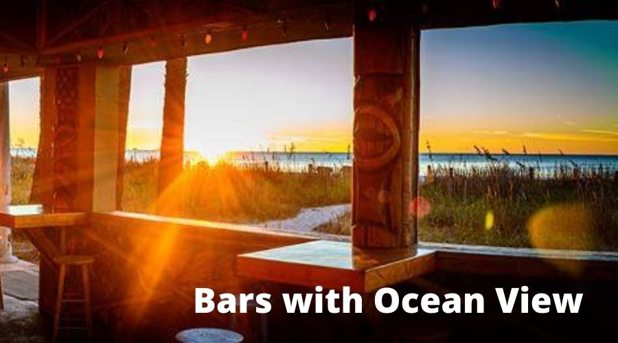 bars with ocean view