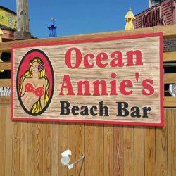Ocean Annie's Beach Bar